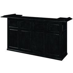 RAM Game Room Bar Furniture Cabinet DBAR84