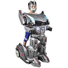 vory Kids Toy Rides Kids Remote Controlled Ride on Cars rc Robot Transformers Toys