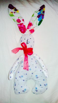 Игрушка интерьерная кролик. Handmade