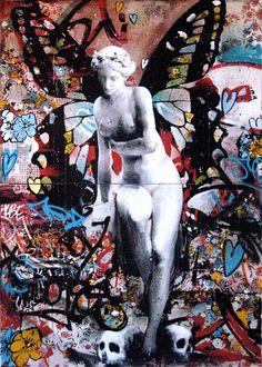hush-butterfly-girl-siren.jpg 810×1,134 pixels