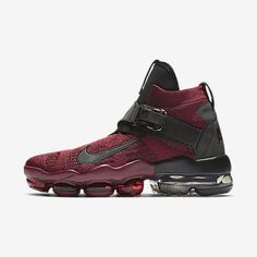 Nike Boots, Nike Air Shoes, Nike Air Vapormax, Nike Free Shoes, Sneakers Mode, Sneakers Fashion, Red Sneakers, Dbz, Skate