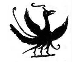three legged crow | 三足烏 - Three-legged crow