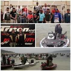Fishing for Freedom was absolutely awesome! BIG thanks to Texas Boat World and all the sponsors. #tritonboats #mercurymarine #motorguide #duckettfishing #repel #americanmilitary #purpleheart