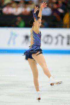 Mao Asada (JPN), OCTOBER 5, 2013 - Figure Skating : Mao Asada of Japan performs during Japan Open 2013 at Saitama Super Arena, Saitama, Japa...