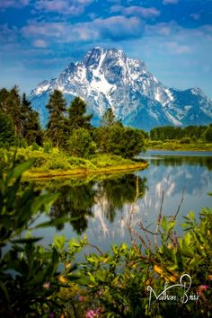 Grand Tetons National Park; by Nathan Brisk