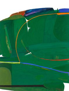 James Jarvaise, Hudson River Series (Man in Surf #2), 1961, oil on canvas, 73 x 60 1/2 inches