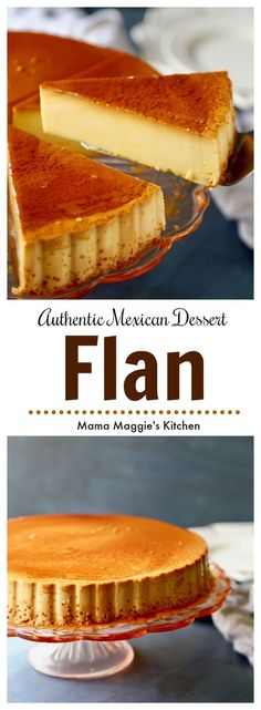 This Mexican classic dessert is incredibly decadent, rich, and creamy. Flan is one of those desserts that is hard to resist.