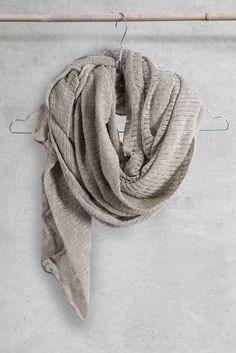 Deze kleur sjaal is ook super - Coisa
