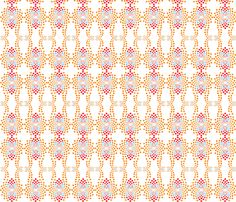 Moroccan Twins fabric by emily_jo on Spoonflower - custom fabric