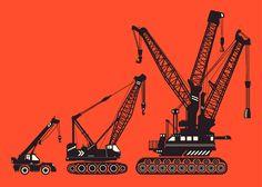 Editorial Illustrations: Part III by Tang Yau Hoong, via Behance