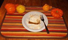 Preppy Mountain Farmhouse: Easy Pumpkin Cobbler
