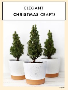 DIY: Christmas decorations.