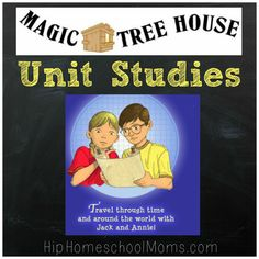 Magic Tree House Unit Studies I wouldn't call these Unit Studies…more along the lines of extension lessons that could be used Magic Tree House Lessons, Magic Treehouse, Book Study, Homeschool Curriculum, Homeschooling, Art Lesson Plans, Book Activities, Unit Studies, The Unit
