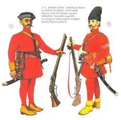 Szekler infantry, 1620 Moldova, Central Europe, Eastern Europe, 16th Century, Warfare, Seventeen, Renaissance, Medieval, My Arts