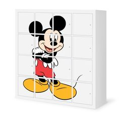 MICKEY MOUSE sticker for the  IKEA EXPEDIT 16