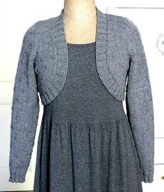 Sjælevarmer - lun og fin Crochet Cardigan, Knit Crochet, Knitting Projects, Free Pattern, Sweaters, Cardigans, Coat, Clothes, Jeans