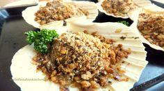 Scallops gratin - I Love Italian Food