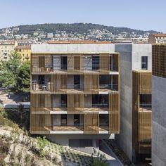 Comte & Vollenweider logements et commerces à Nice