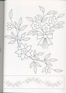 Embroidery Pattern from SANDY BUTTERFLY. jwt