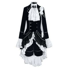 Trust Costume Black Butler Ciel Phantomhive Cosplay Costume (2 000 UAH) ❤ liked on Polyvore featuring costumes, ciel, cosplay halloween costumes, cosplay costumes and role play costumes