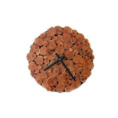 Hey, I found this really awesome Etsy listing at https://www.etsy.com/listing/159063795/wooden-wall-clock-decor-and-housewares