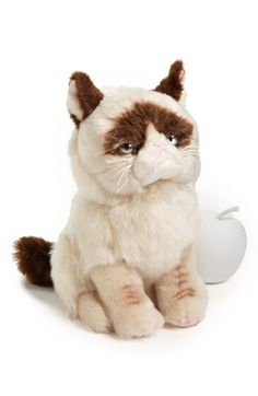 Gund 'Grumpy Cat' Stuffed Animal available at #Nordstrom
