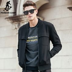 spring jacket men brand clothing top quality male jacket coat fashion casual