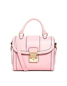 Cute Pink Satchel - Asos