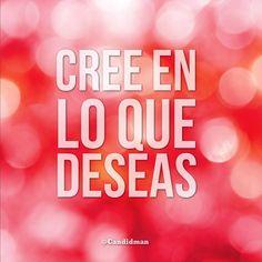 #creer #sueños #optimismo
