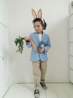 Peter rabbit, costume, world book day, Beatrix Potter