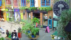 Picture of Neal's Yard Salad Bar in West End, London