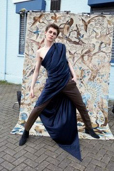 Vivienne Westwood continues its ongoing collaboration with photographer Juergen Teller. Westwood's namesake label gets a brand update for its fall-winter Vivienne Westwood, Juergen Teller, East London, British Style, Designer Collection, Her Style, Business Women, Fall Winter, Women Wear