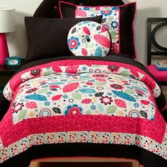 Fiona Comforter Set & Accessories - jcpenney $60T $80FQ