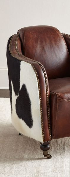 Rustic Western Chair … | Pinteres…