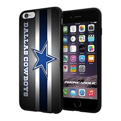 """NFL Dallas Cowboys , Cool iPhone 6 Plus (6+ , 5.5"""") Smartphone Case Cover Collector iphone TPU Rubber Case Black [By NasaCover] NasaCover http://www.amazon.com/dp/B012BCPCM0/ref=cm_sw_r_pi_dp_r2lXvb118HWYY"""