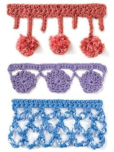 With The Ultimate Collection of Crochet Edgings as a guide, crocheters can take their creativity to new heights! Written in a clear, easy-to-follow style, and f