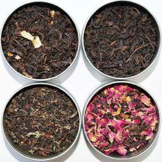 Heavenly Tea Leaves Tea Sampler, Oolong Tea, 4 Count - http://teacoffeestore.com/heavenly-tea-leaves-tea-sampler-oolong-tea-4-count/