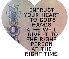 True Love Waits ❤