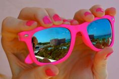 Cute Sunglasses for Beach,Traveling,Outdoor, - Pink Sunglasses Ray Ban Sunglasses Sale, Cute Sunglasses, Sunglasses Outlet, Sunglasses Online, Sunnies, Sunglasses 2016, Sports Sunglasses, Discount Sunglasses, Reflective Sunglasses