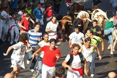 Encierro de Tudela (Navarra)