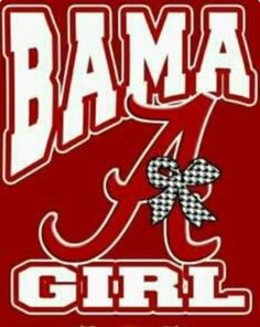 Bama Girl Indeed