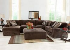 Everest 2 Pc Sectional Reverse Sectionals Living Room The Place