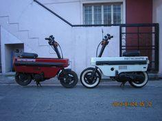 Honda Motocomps