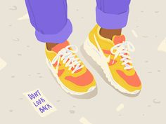 Don T Look Back by Petra Eriksson #Design Popular #Dribbble #shots