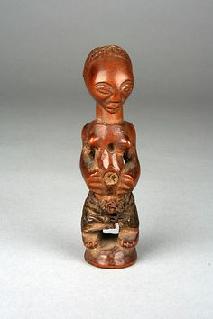 Power Figure: Female (Nkisi)