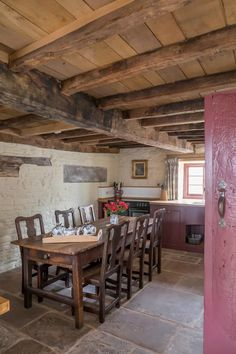 Welsh Cottage, Tudor Cottage, Tudor House, Rustic Cottage, Cottages In Wales, English Cottages, Period Living, Tin House, Hamptons House