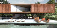 AS HOUSE - Guarujá SP Bernardes Arquitetura