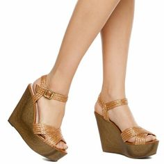Madison By Shoedazzle Wilma Wedge Excellent condition. Shoe Dazzle Shoes Wedges