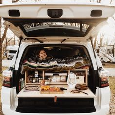 Suv camping ideas make happy camper check right now 87 - Savvy Ways About Things Can Teach Us - Clever - autos Auto Camping, Truck Bed Camping, Minivan Camping, Kayak Camping, Camping Stuff, Kangoo Camper, Suv Camper, Camper Life, Hilux Camper