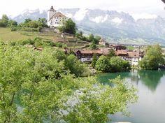 Agglomerationsprogramm Werdenberg-Liechtenstein angenommen - http://k.ht/1Uo